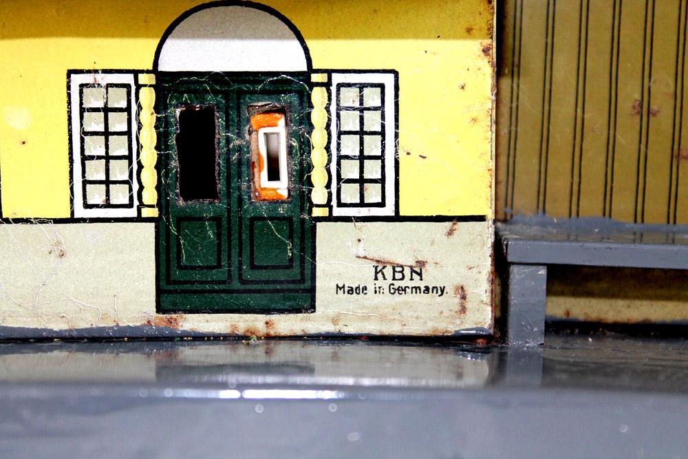 karl bub n rnberg kbn bahnhof blech alt laternenturm imitierte bahnhofsuhr. Black Bedroom Furniture Sets. Home Design Ideas